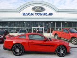 2011 Race Red Ford Mustang GT/CS California Special Coupe #88769839