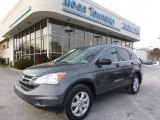2011 Polished Metal Metallic Honda CR-V SE 4WD #88769837