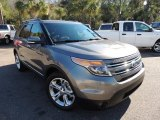 2013 Sterling Gray Metallic Ford Explorer Limited #88770020