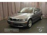 2004 Silver Grey Metallic BMW 3 Series 330i Coupe #8838046