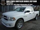 2014 Bright White Ram 1500 Express Quad Cab 4x4 #88769938