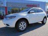 2014 Pearl White Nissan Murano SL #88770015