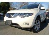 2010 Glacier White Pearl Nissan Murano SL AWD #88770105