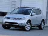 2007 Brilliant Silver Metallic Nissan Murano SL #88770279