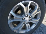 GMC Acadia 2014 Wheels and Tires
