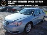 2014 Crystal Blue Pearl Chrysler 200 Touring Sedan #88769922