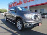 2012 Magnetic Gray Metallic Toyota Tundra Limited CrewMax 4x4 #88769724