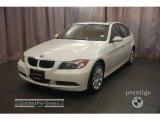 2007 Alpine White BMW 3 Series 328xi Sedan #8838044
