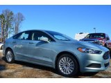 2014 Ice Storm Ford Fusion Hybrid SE #88769809