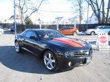 2010 Black Chevrolet Camaro LT/RS Coupe #88770188