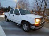 2005 Chevrolet Silverado 1500 Summit White