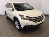 2014 White Diamond Pearl Honda CR-V EX-L #88769632