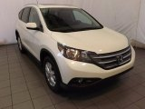 2014 White Diamond Pearl Honda CR-V EX-L #88769630
