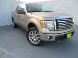 2012 Pale Adobe Metallic Ford F150 XLT SuperCrew 4x4 #88769973