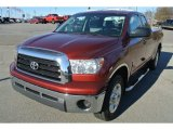2009 Salsa Red Pearl Toyota Tundra SR5 Double Cab #88770172
