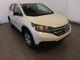 2014 White Diamond Pearl Honda CR-V LX #88818033