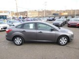 2014 Sterling Gray Ford Focus S Sedan #88818109