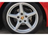 2007 Porsche 911 Carrera Coupe Wheel
