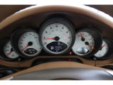 2007 Porsche 911 Carrera Coupe Gauges
