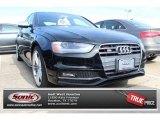 2014 Brilliant Black Audi S4 Premium plus 3.0 TFSI quattro #88818378