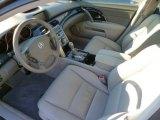 2009 Acura RL Interiors