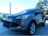 2014 Sterling Gray Ford Escape Titanium 2.0L EcoBoost #88818089