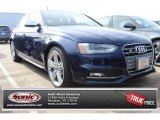 2014 Estoril Blue Crystal Audi S4 Premium plus 3.0 TFSI quattro #88818376