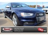 2014 Estoril Blue Crystal Audi S4 Premium plus 3.0 TFSI quattro #88818375