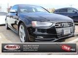 2014 Phantom Black Pearl Audi S4 Premium plus 3.0 TFSI quattro #88818374