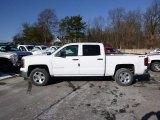 2014 Summit White Chevrolet Silverado 1500 LT Crew Cab 4x4 #88818645