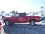 2014 Victory Red Chevrolet Silverado 1500 LT Crew Cab 4x4 #88818644