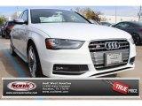 2014 Ibis White Audi S4 Premium plus 3.0 TFSI quattro #88818373