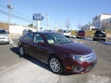 2011 Bordeaux Reserve Metallic Ford Fusion SEL #88818155