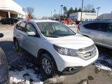 2012 Taffeta White Honda CR-V EX 4WD #88818631