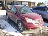 2011 Tango Red Pearl Honda CR-V EX 4WD #88818628