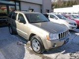 2006 Light Khaki Metallic Jeep Grand Cherokee Limited 4x4 #88818601