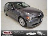 2006 Silver Grey Metallic BMW 3 Series 325i Sedan #88818368