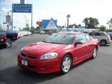 2006 Victory Red Chevrolet Monte Carlo SS #8845125