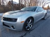 2012 Silver Ice Metallic Chevrolet Camaro LT/RS Coupe #88818593