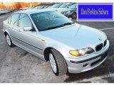 2005 Titanium Silver Metallic BMW 3 Series 330xi Sedan #88817994