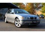 2005 Silver Grey Metallic BMW 3 Series 330xi Sedan #88817987