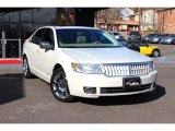 2008 White Suede Lincoln MKZ AWD Sedan #88817978