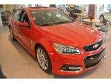 2014 Red Hot 2 Chevrolet SS Sedan #88818522