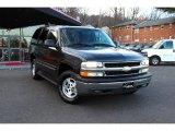 2005 Black Chevrolet Tahoe LS 4x4 #88817970