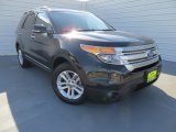 2011 Tuxedo Black Metallic Ford Explorer XLT #88818332