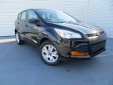 2014 Tuxedo Black Ford Escape S #88818330
