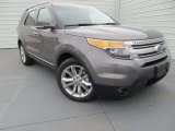 2014 Sterling Gray Ford Explorer XLT #88818326