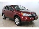 2011 Tango Red Pearl Honda CR-V SE 4WD #88818503