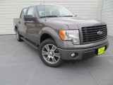2014 Sterling Grey Ford F150 STX SuperCrew #88818321