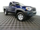 2012 Nautical Blue Metallic Toyota Tacoma Regular Cab 4x4 #88818429
